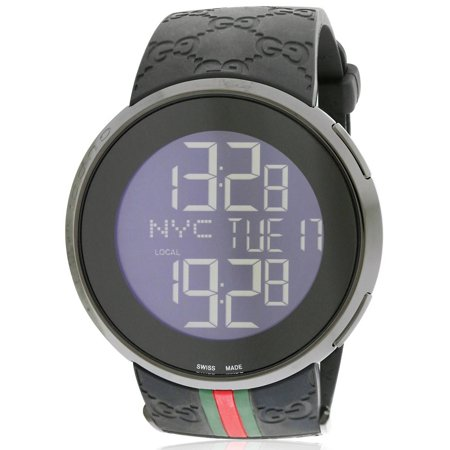 Gucci 114 I-Gucci Digital Men's Watch