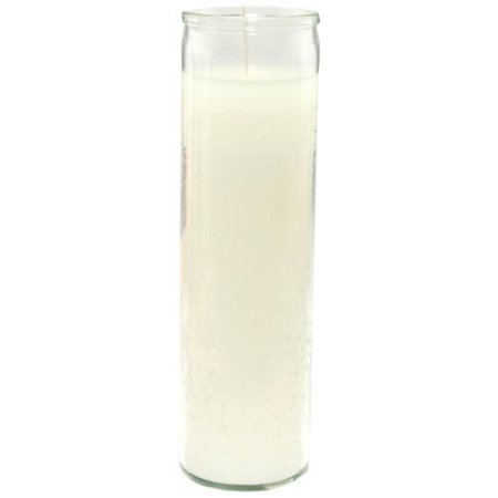 Star Candle 8-Inch Candle White](Star Wars Candles)