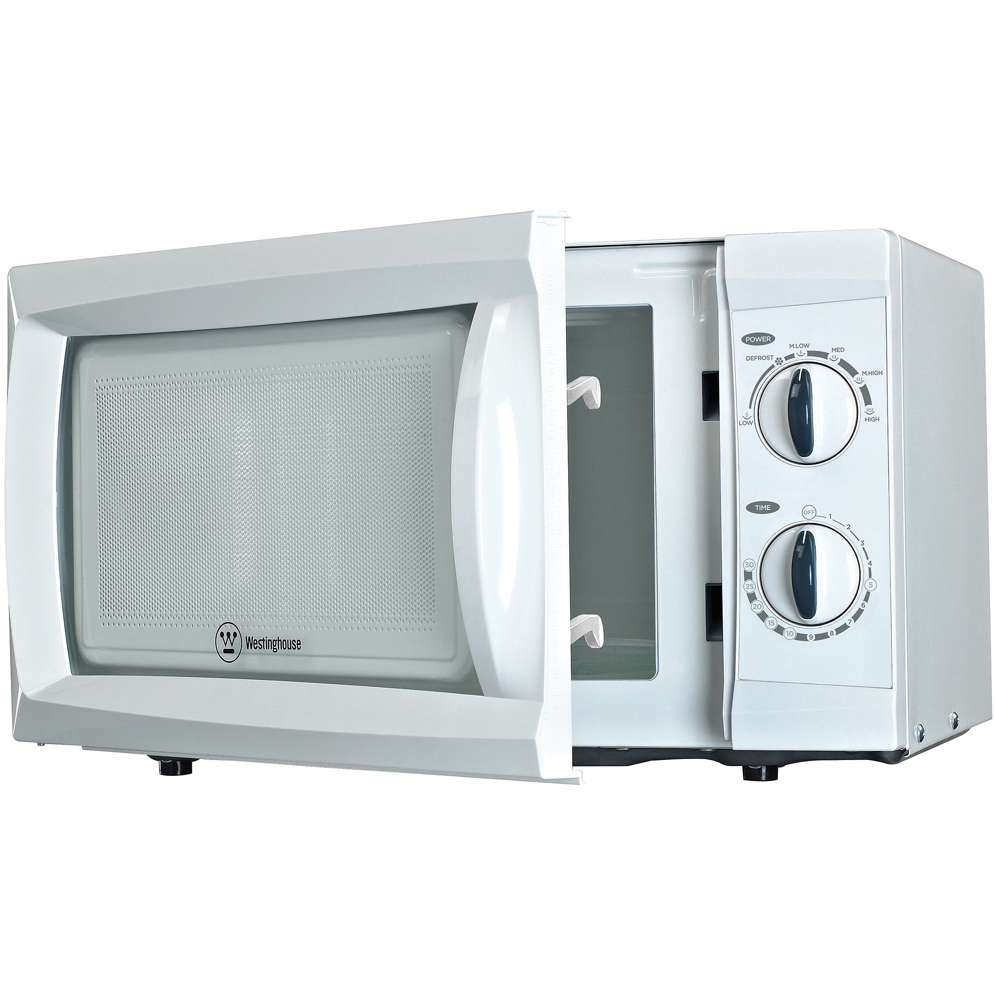 Westinghouse 0.6 cu ft Microwave, White