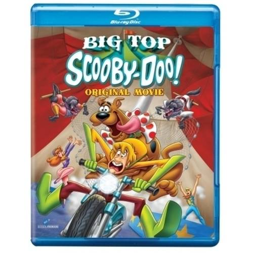 Scooby-Doo!: Big Top Scooby-Doo! - Original Movie (Blu-ray) (With INSTAWATCH) (Widescreen)