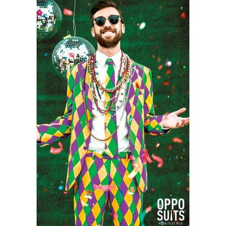 Men's Opposuits Harleking Suit - Oppo Suit