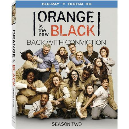 Orange Is the New Black: Season Two (Blu-ray) (Orange Is The New Black Box Set)