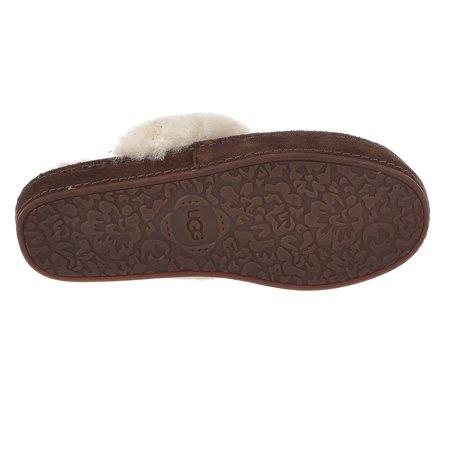 e8f9e57f1cf ugg women's aira slip on slipper, chestnut, 8 b us