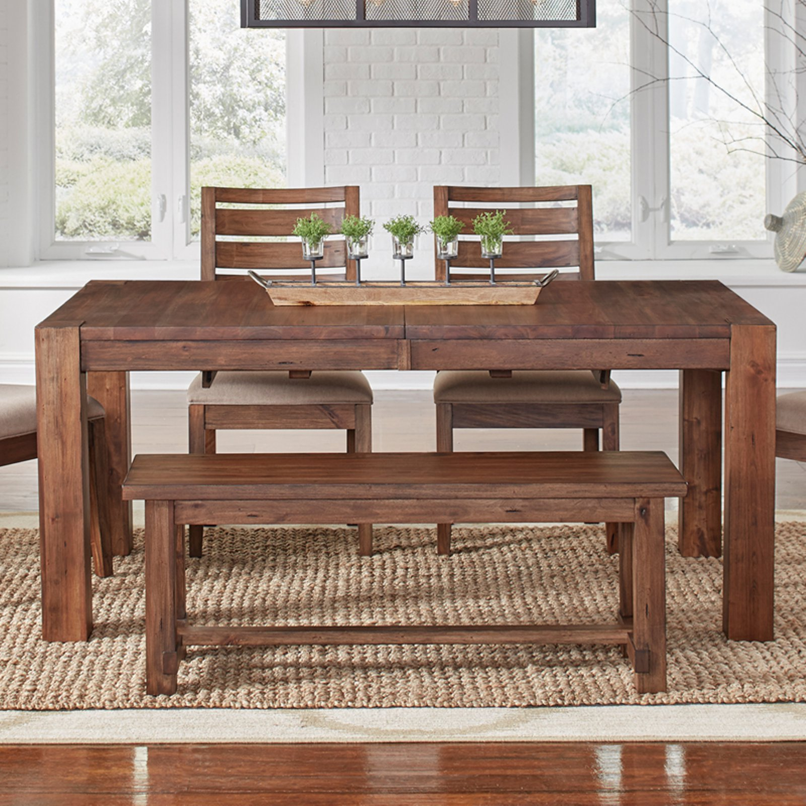 A-America Anacortes 90-in. Leg Table