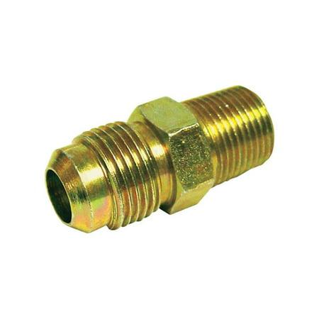 JMF  Brass  Flare Connector