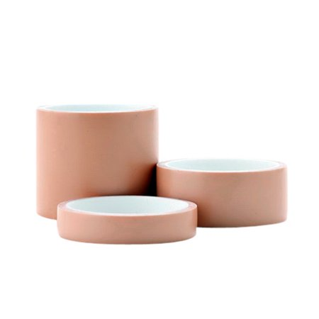 Medline Pinc Zinc Oxide Adhesive Tape Pinc  1 inches X5 YD, OMAM111, 1 Ea, 2 Pack