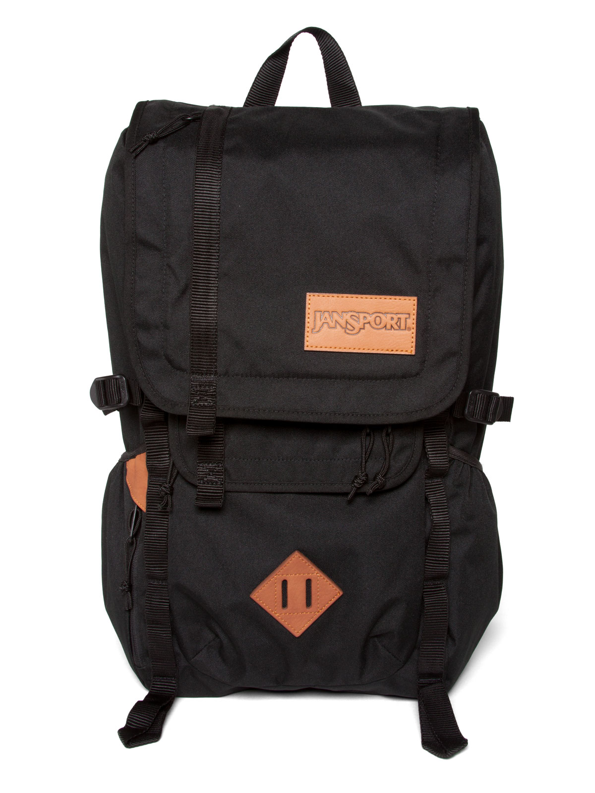JanSport Hatchet Backpack, Black - Walmart.