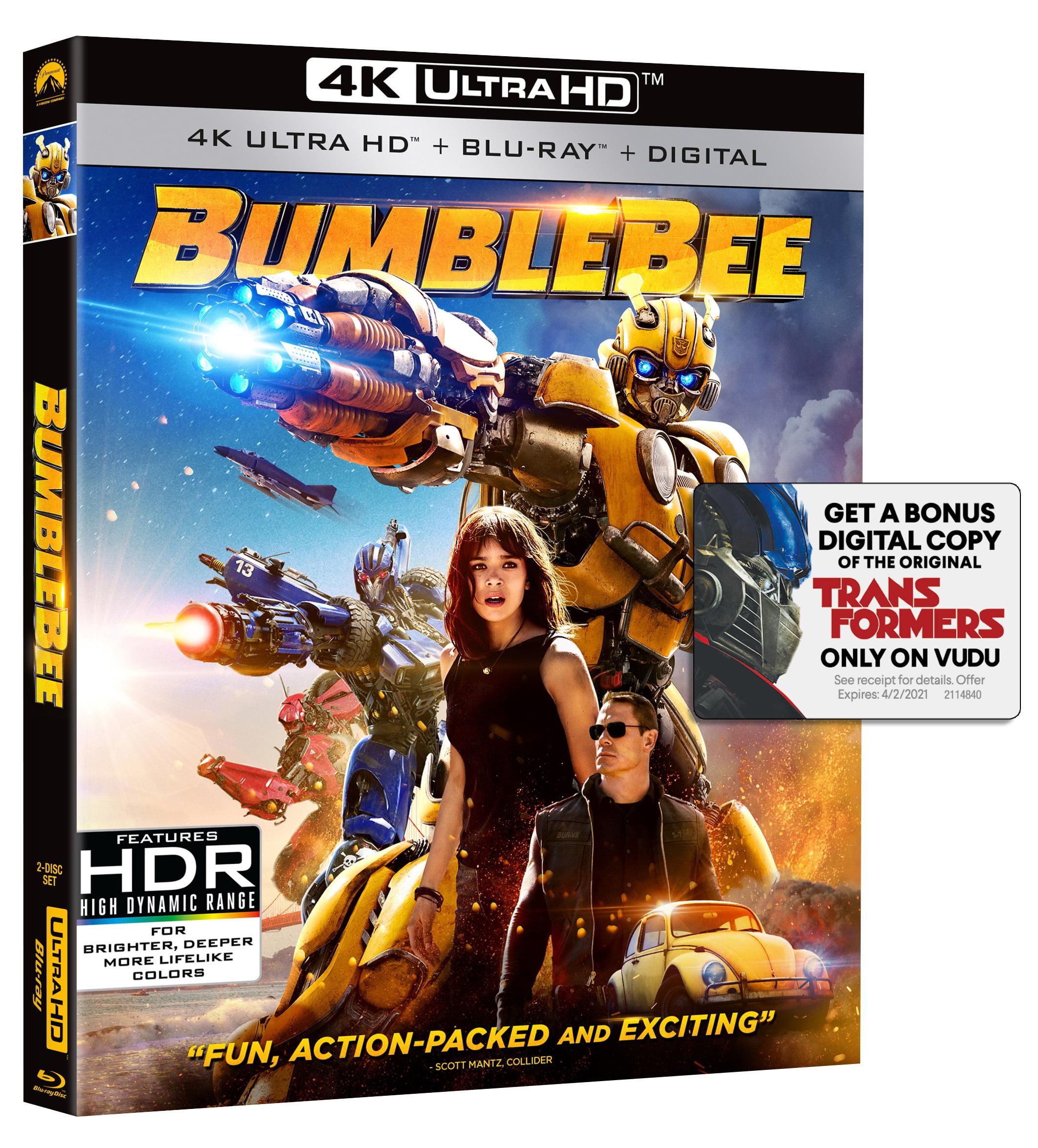 Bumblebee (4K Ultra HD + Blu-ray)