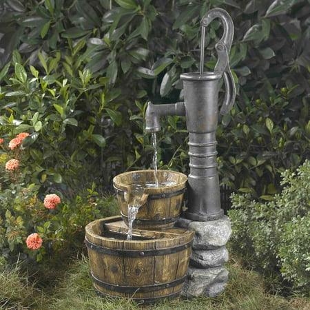Nib Medium Point Fountain (Old Fashion Water Pump Water Fountain )