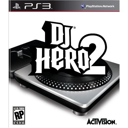 DJ Hero 2  - game only (PS3)
