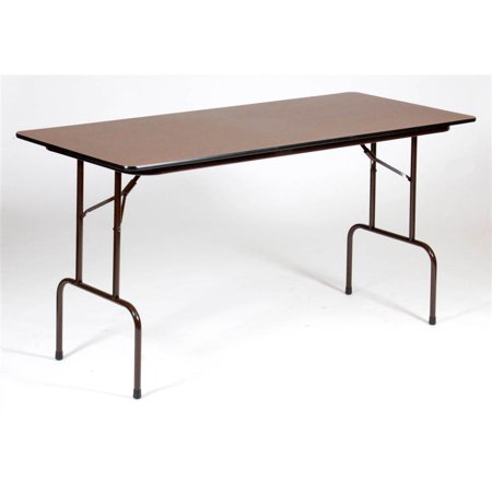 Melamine Folding Table Counter Height Walmart Com