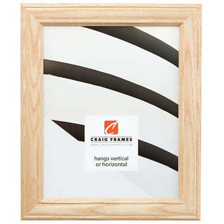 Craig Frames Wiltshire 595, Unfinished Raw Wood Picture Frame, 8 x 10 Inch](Unfinished Wood Frames)