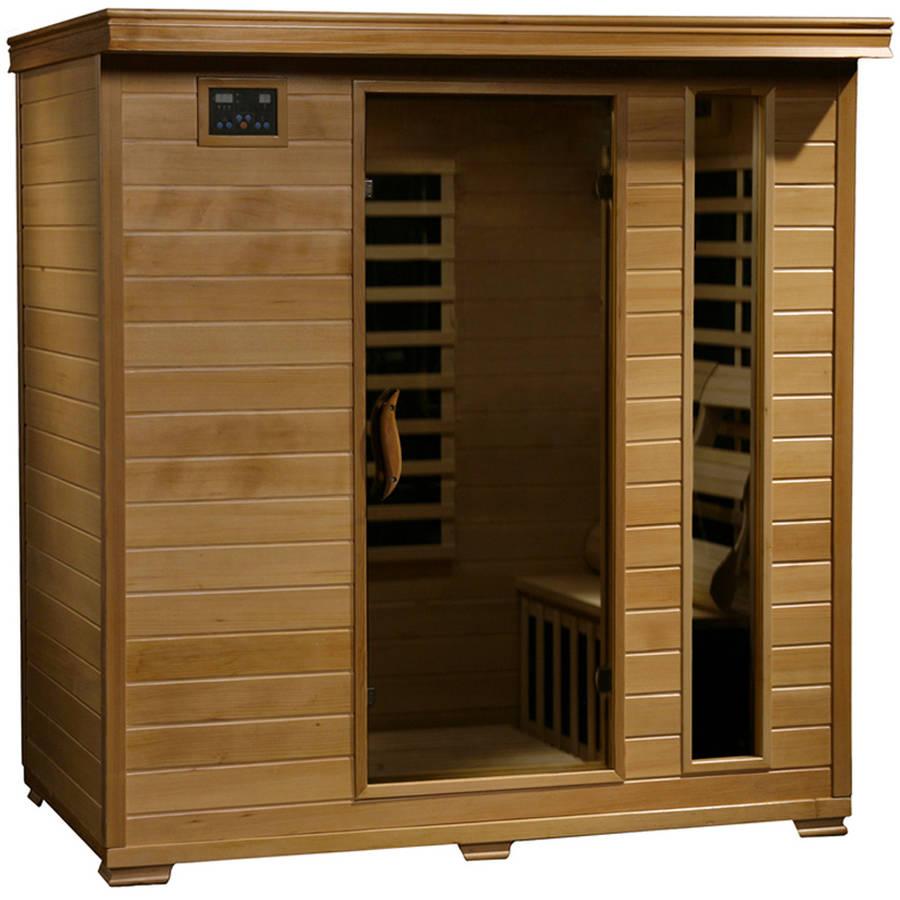 Radiant Saunas 4-Person Carbon Infrared Sauna
