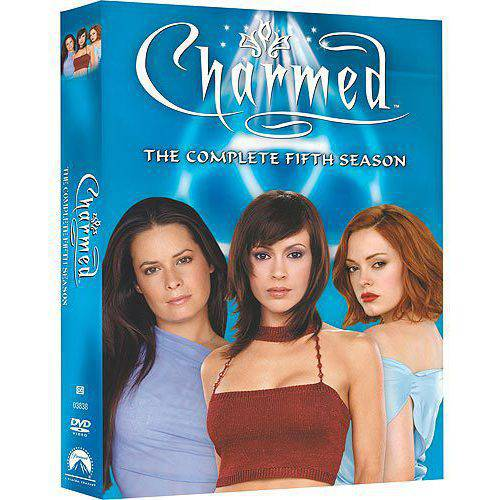 Charmed: The Complete Fifth Season (Full Frame)