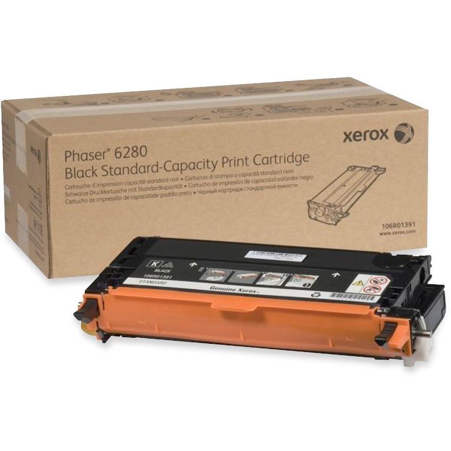 Xerox, XER106R01391, 106R013 Series Toner Cartridges, 1 Each