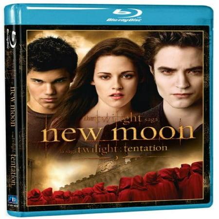 The Twilight Saga  New Moon  Blu Ray   Canadian