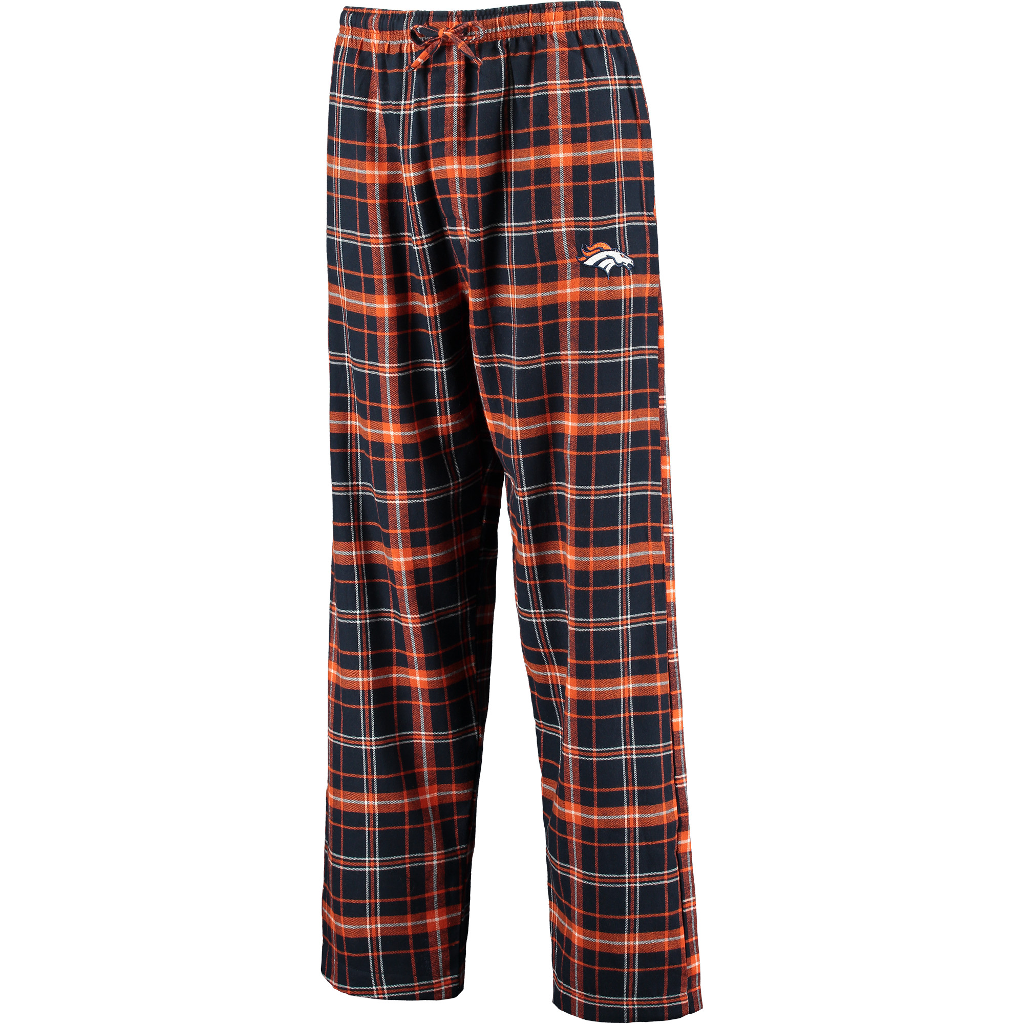 """Denver Broncos NFL """"Ultimate Goal"""" Men's Flannel Pajama Pants"""