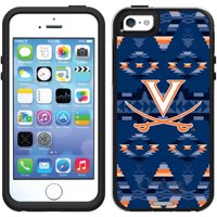 University of Virginia Tribal Design on OtterBox Symmetry Series Case for Apple iPhone 5/5s