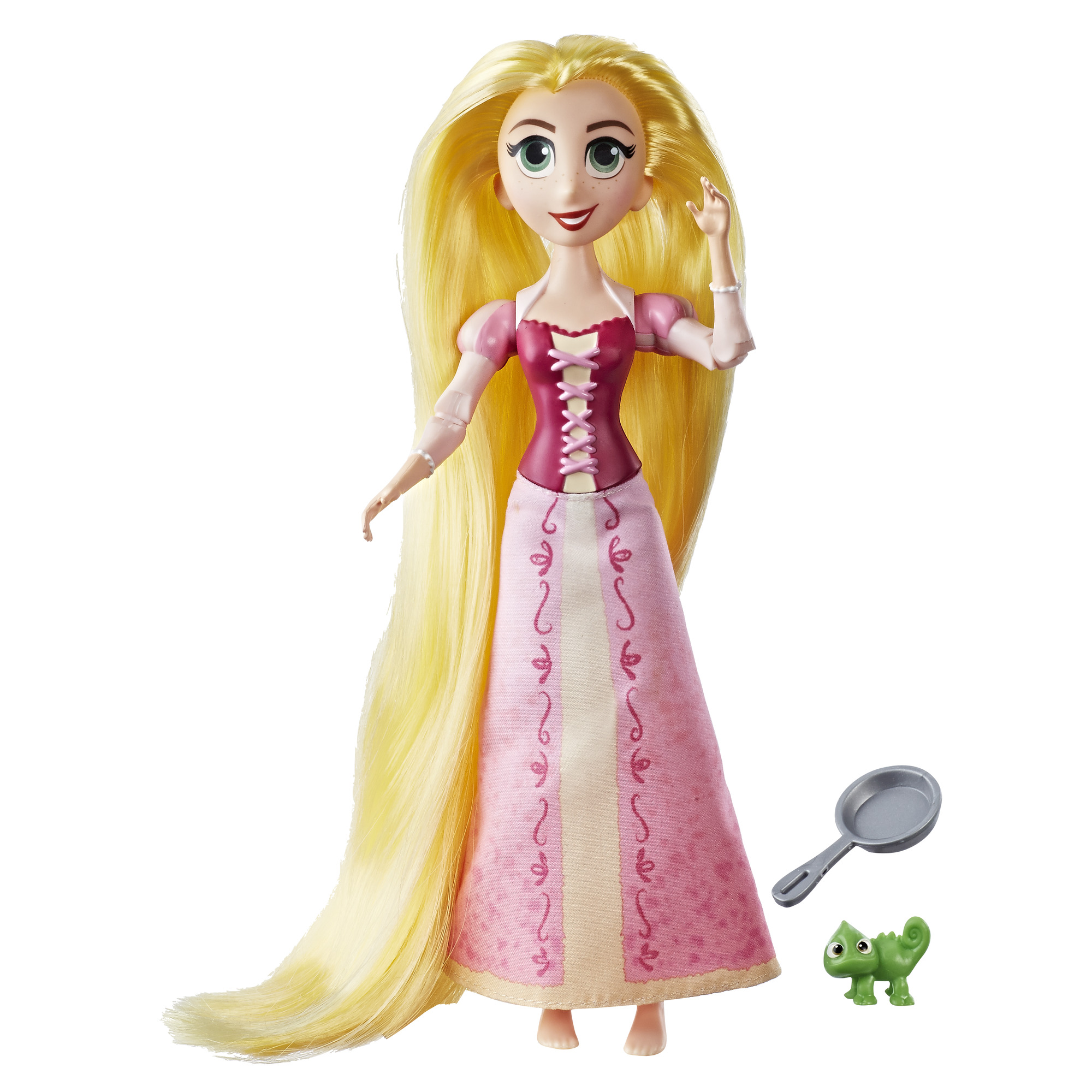 Disney Tangled the Series Rapunzel and Pascal