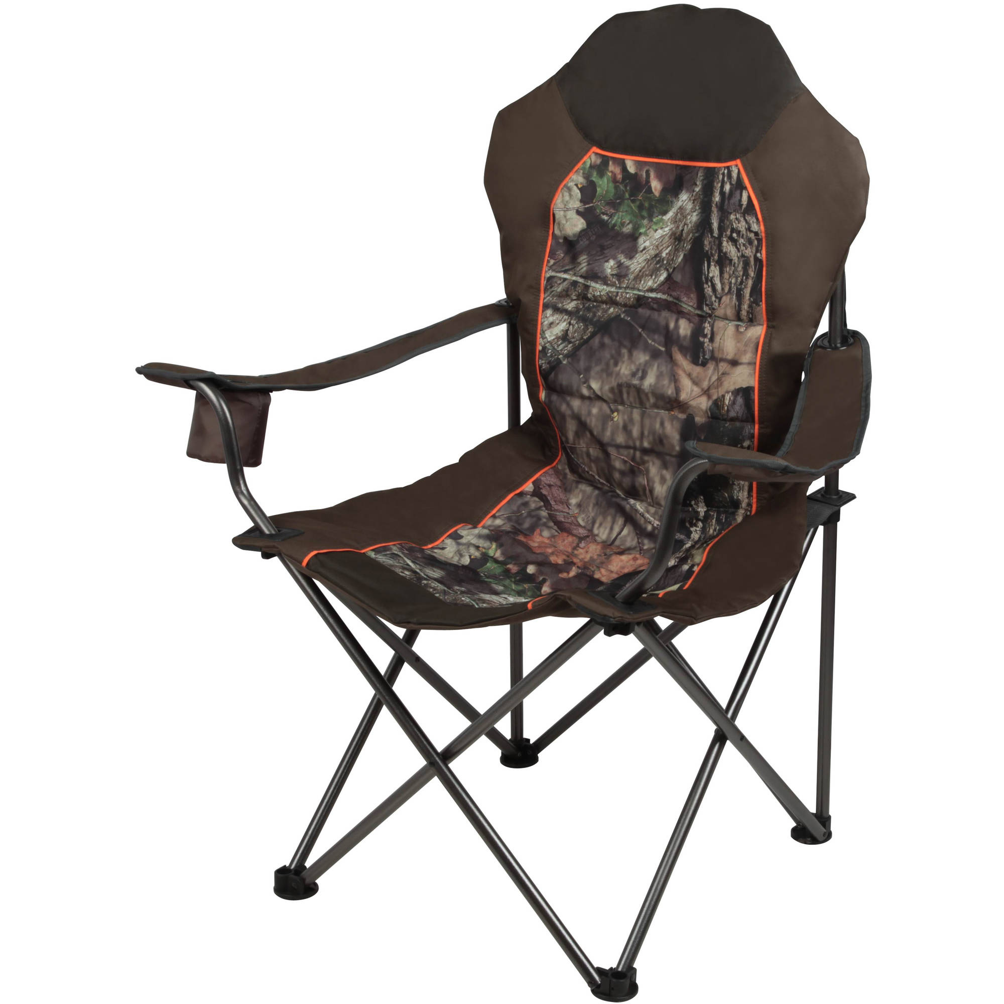 Mossy Oak Outfitter Deluxe Chair, Green