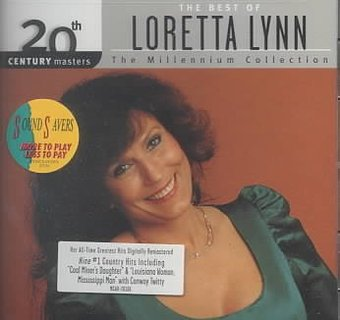 Loretta Lynn - 20th Century Masters: The Millennium Collection: The Best Of Loretta Lynn (Remastered) (The Best Of Amber Lynn)