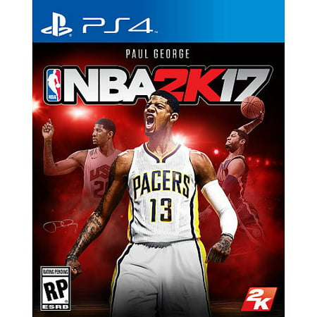 NBA 2K17 - Early Tip Off Edition - PlayStation 4 [Disc, Early Tip Off