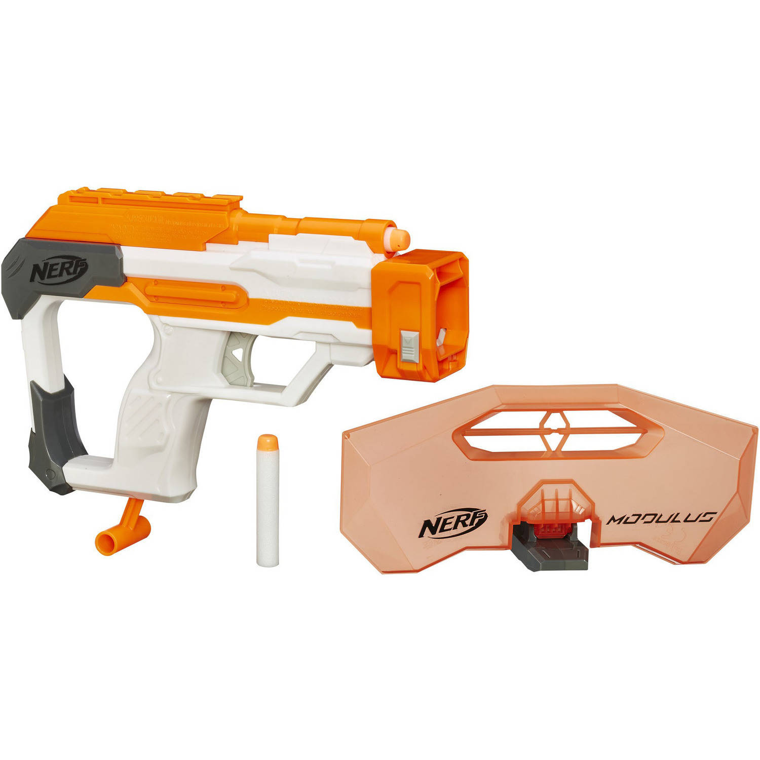 Nerf Modulus - strike and defend kit with flip clip