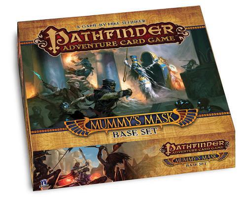 Pathfinder Adventure Card Game: Mummy's Mask Base Set by Paizo Publishing