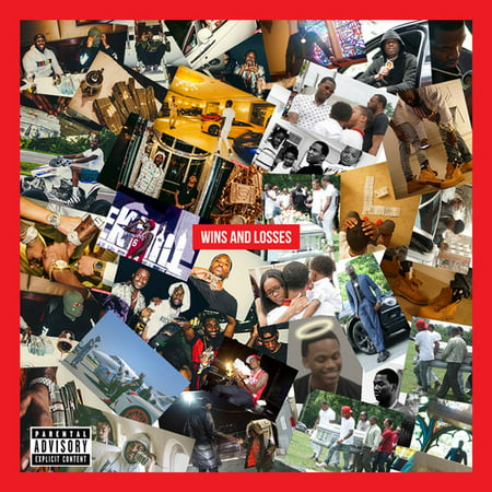 Wins & Losses (CD) (explicit)