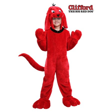 Clifford the Big Red Dog Kids Costume - Jake The Dog Costumes