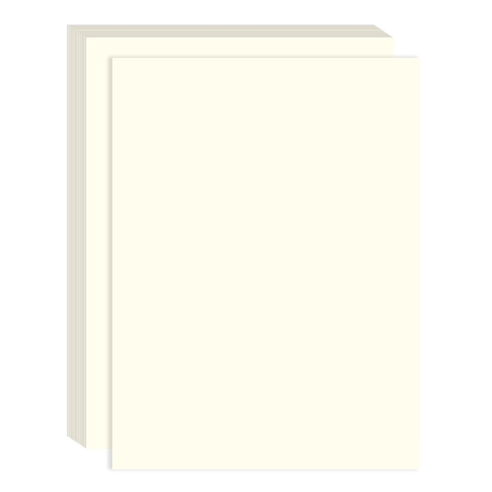 ivory cotton fiber resume paper