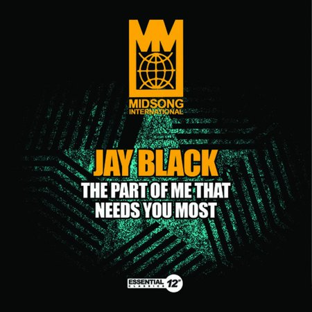 Jay Black   Jay Black  Part Of Me That Needs You Most