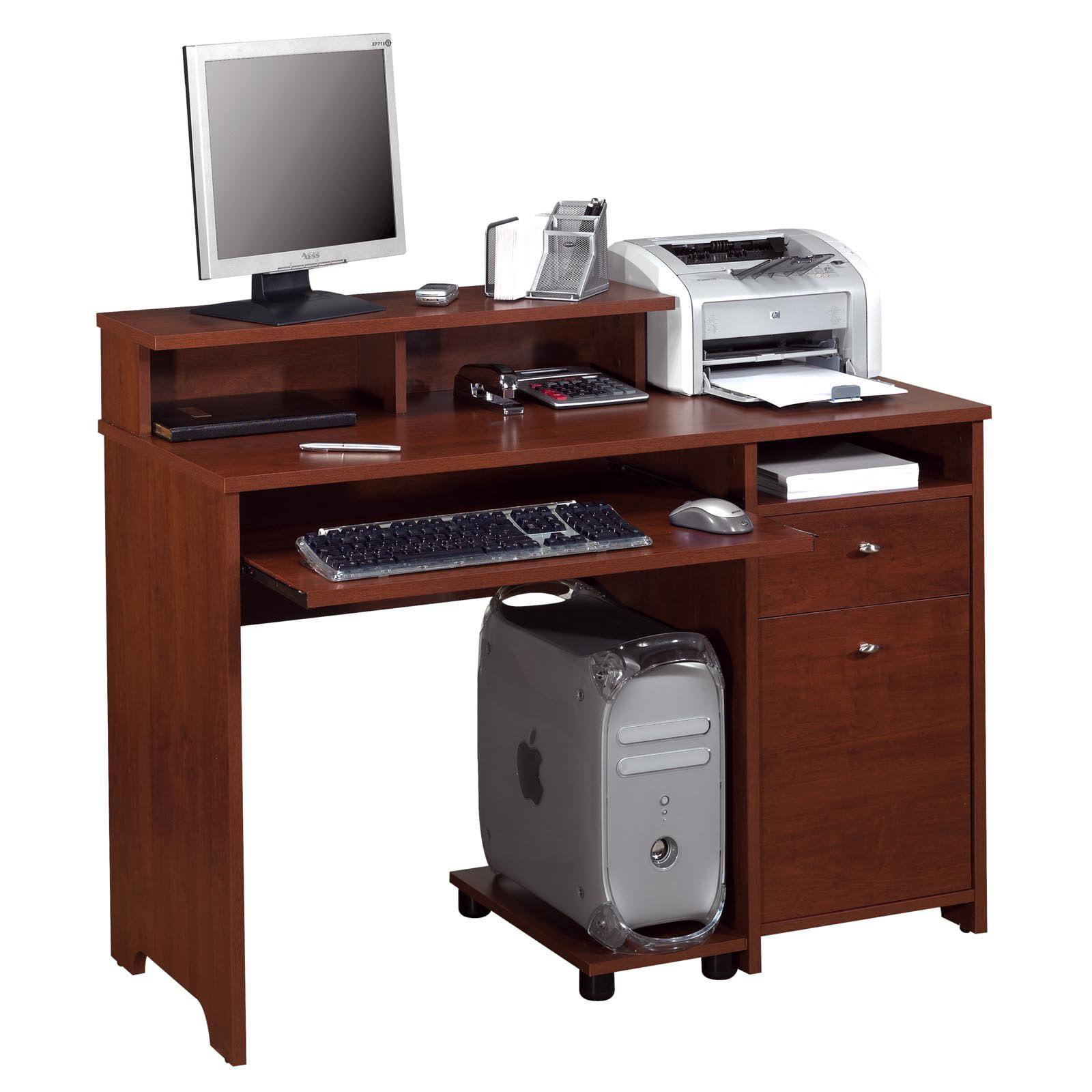 Bestar Garson Computer Desk - Walmart.com
