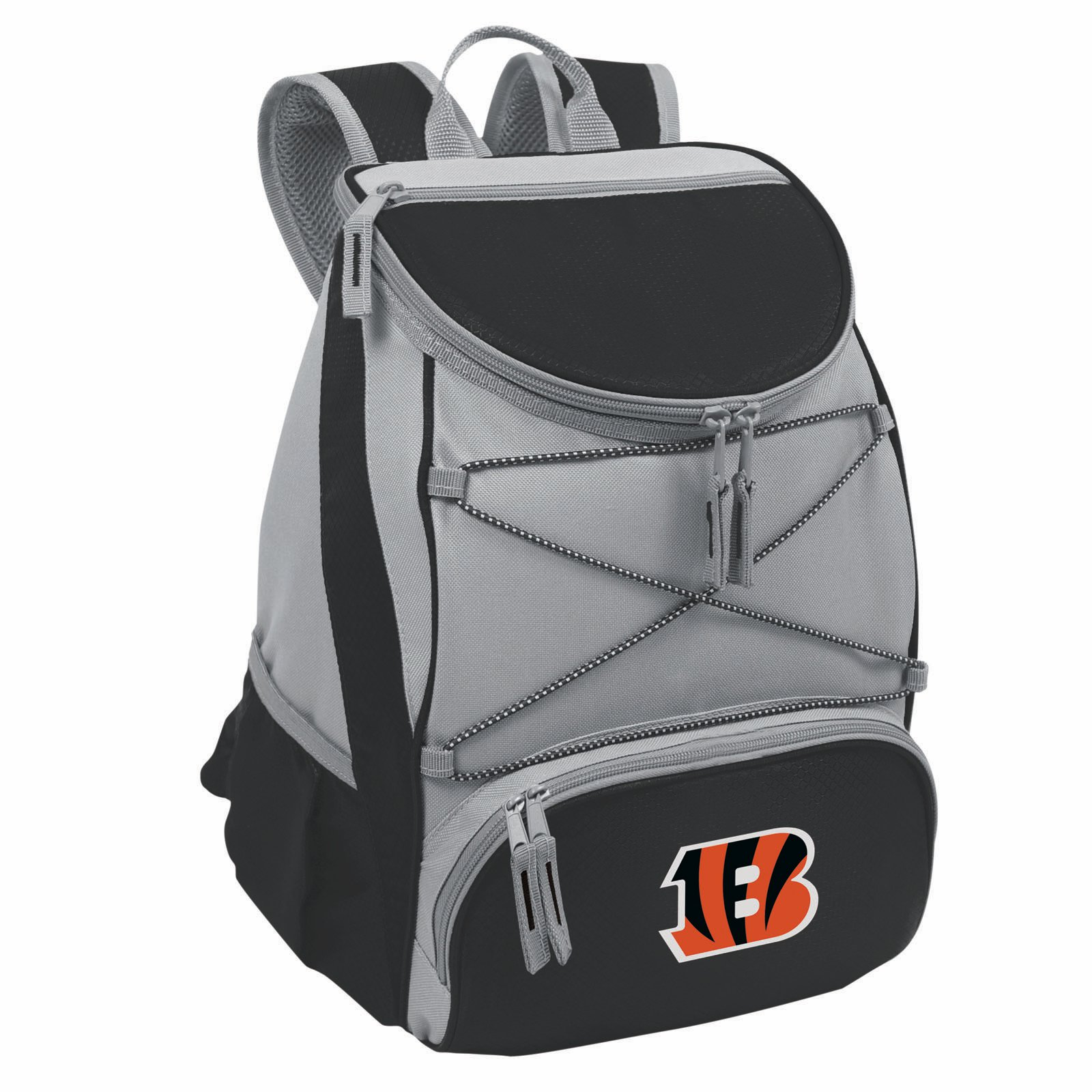 Picnic Time PTX Cooler, Black Cincinnati Bengals Digital Print