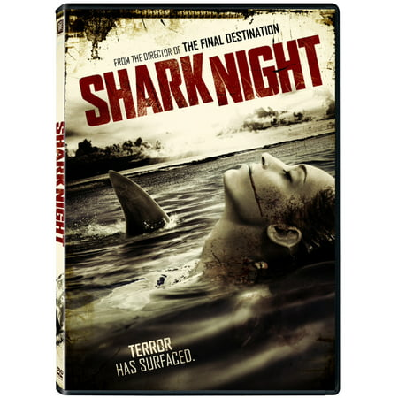 Shark Night (DVD) - Sand Shark Movie