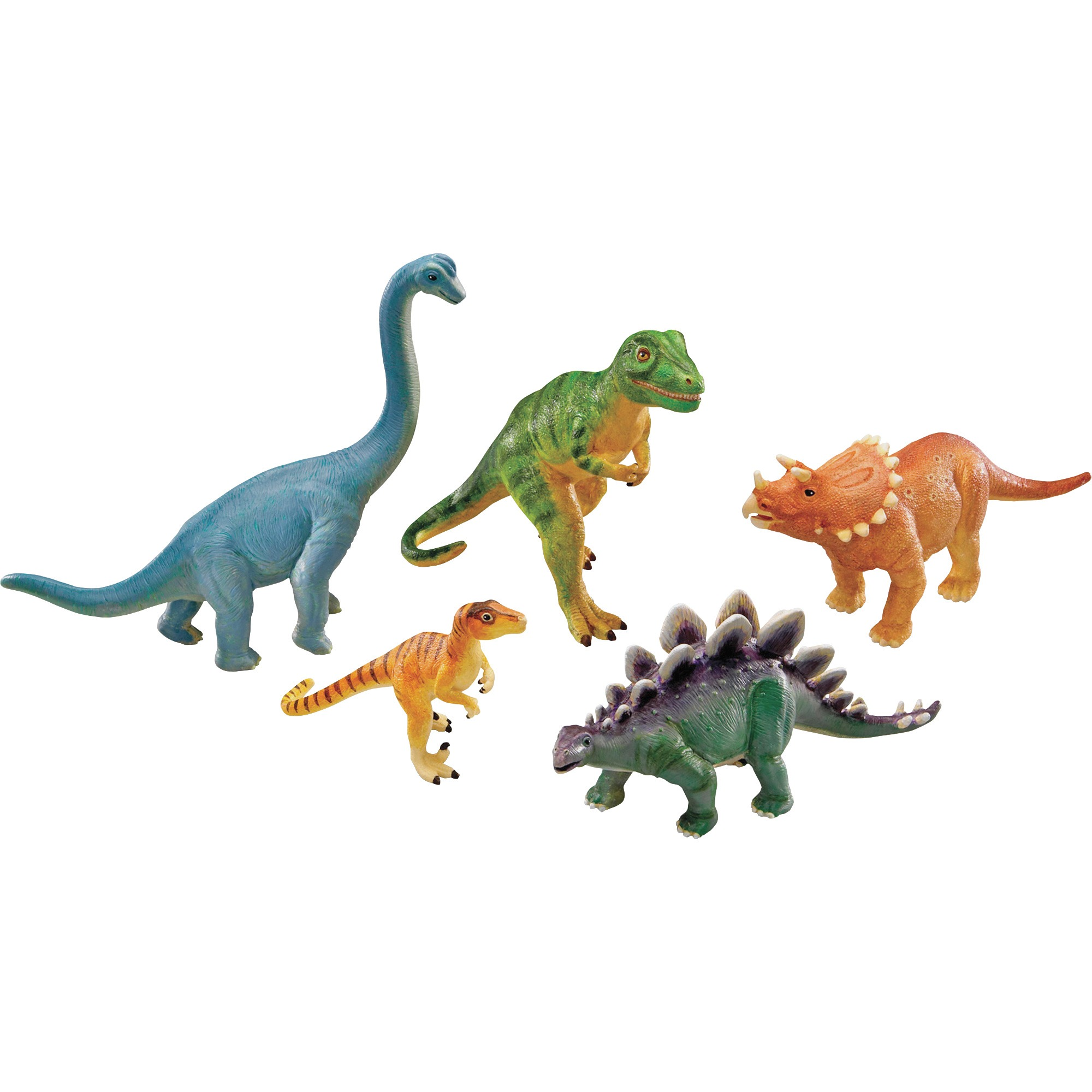 Learning Resources Plastic Dinosaurs, Assorted