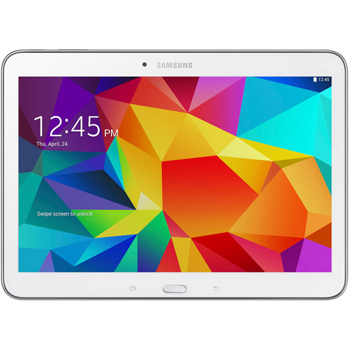 "Samsung Galaxy Tab 4 10.1"" Tablet 16GB Refurbished by Samsung"
