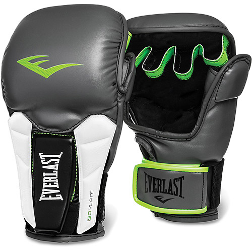 Everlast Prime MMA Universal Training Gloves, Grey