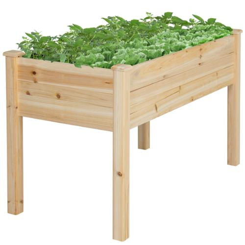 BCP Raised Vegetable Garden Bed Elevated Planter Kit Grow Gardening Vegetables