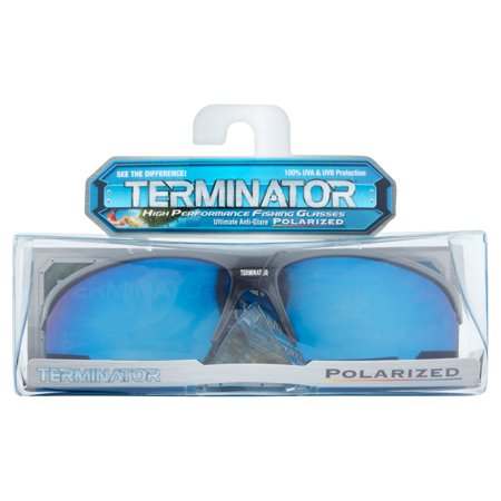 b62f436827 Terminator Polarized High Performance Fishing Glasses - Walmart.com