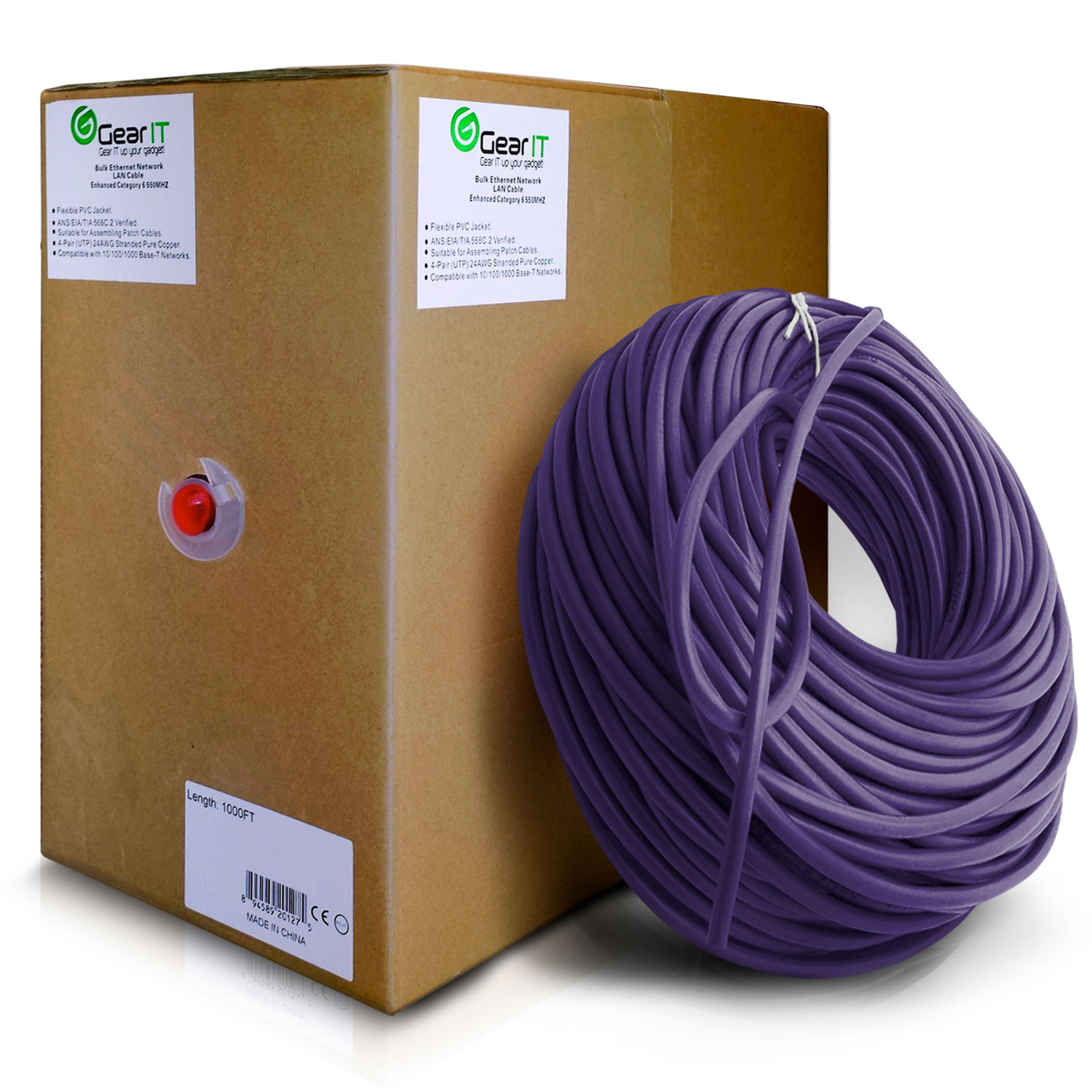 Cable Or Existing Cat 5 Compliant Building Wiring Can Be Used Utp