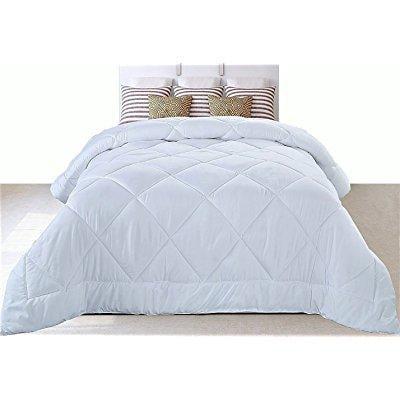 Down Alternative Comforter Utopia Bedding All Season Quilted Duvet Insert