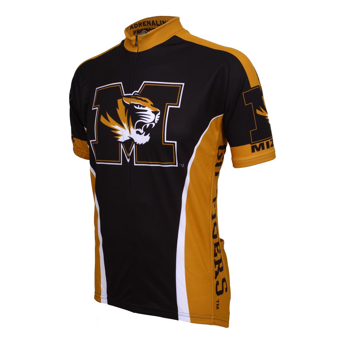 Adrenaline Promotions University of Missouri Tigers Cycling Jersey