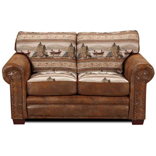 American Furniture Classics Alpine Lodge Loveseat by Overstock