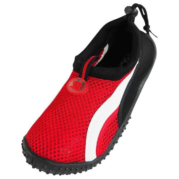 Star Bay - Starbay - Womens Athletic Water Shoes Aqua Sock Red / 10 B(M) US  - Walmart.com - Walmart.com