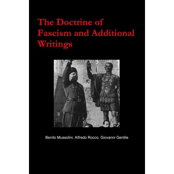 Essay of fascism