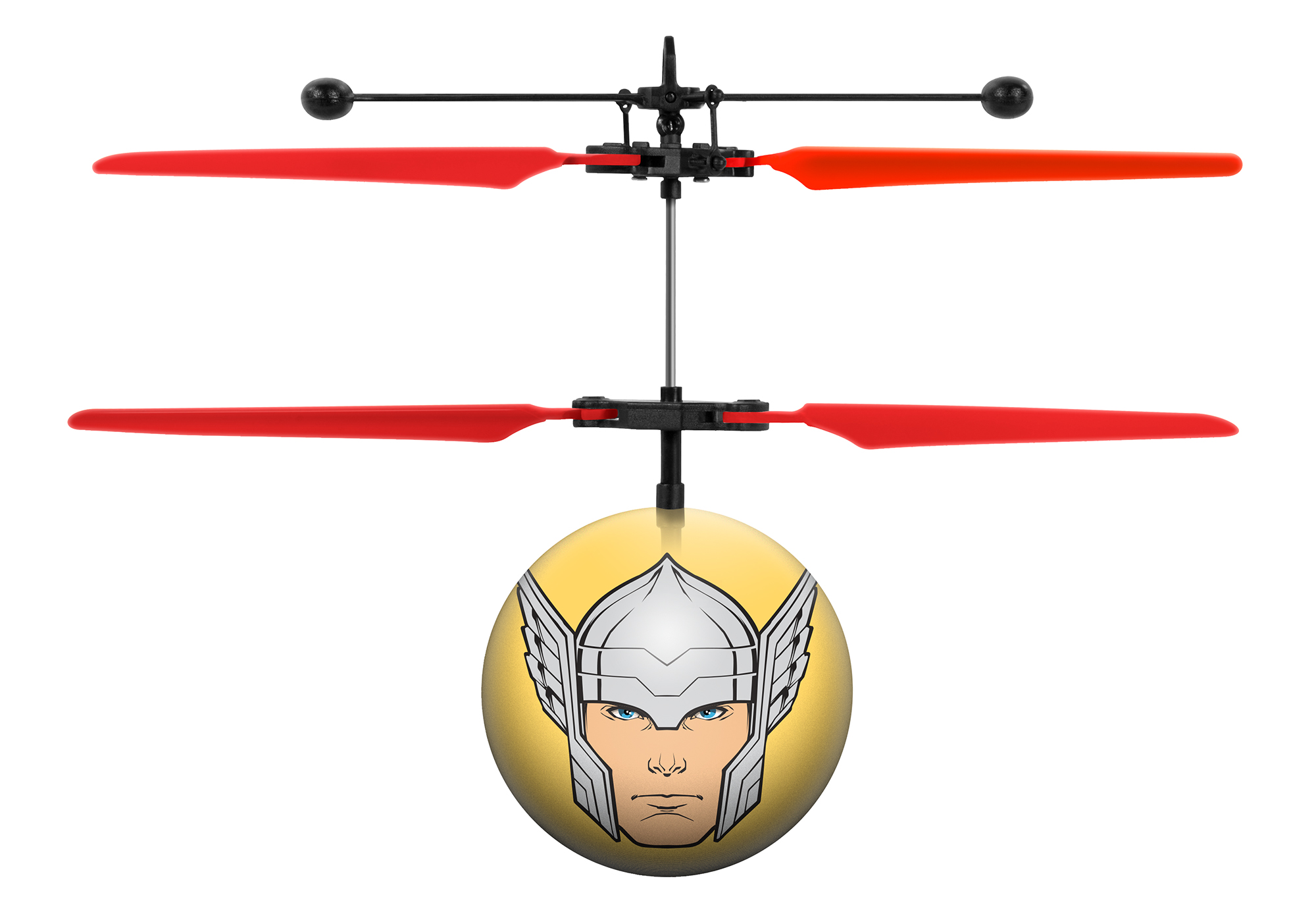 Marvel Avengers Thor IR UFO Ball Helicopter by World Tech Toys