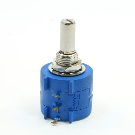 3590S-2-202L 5% Tolarance 2K Ohm 10 Turns Rotary Wire Wound Potentiometer - image 1 of 1