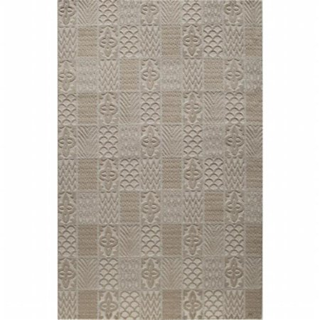 Riviera Tan Rectangle Oriental Rug, 8 x 10 ft. - image 1 of 1