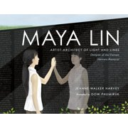 Maya Lin : Artist-Architect of Light and Lines